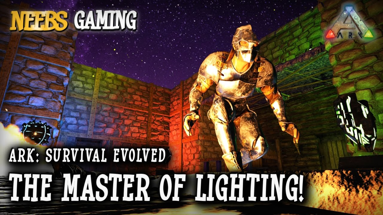 Ark Survival Evolved The Master Of Lighting