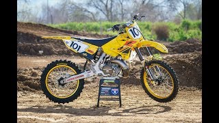 Yamaha's YZ250 hasn't seen major updates in years in terms of perfo...