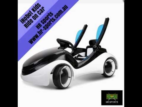 Irobot Kids Ride On Car Youtube
