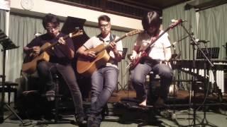 a k a Guitar Trio - Autumn Leaves Live@UPM