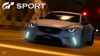 GT SPORT - Mazda Atenza Gr.3 Road Car REVIEW