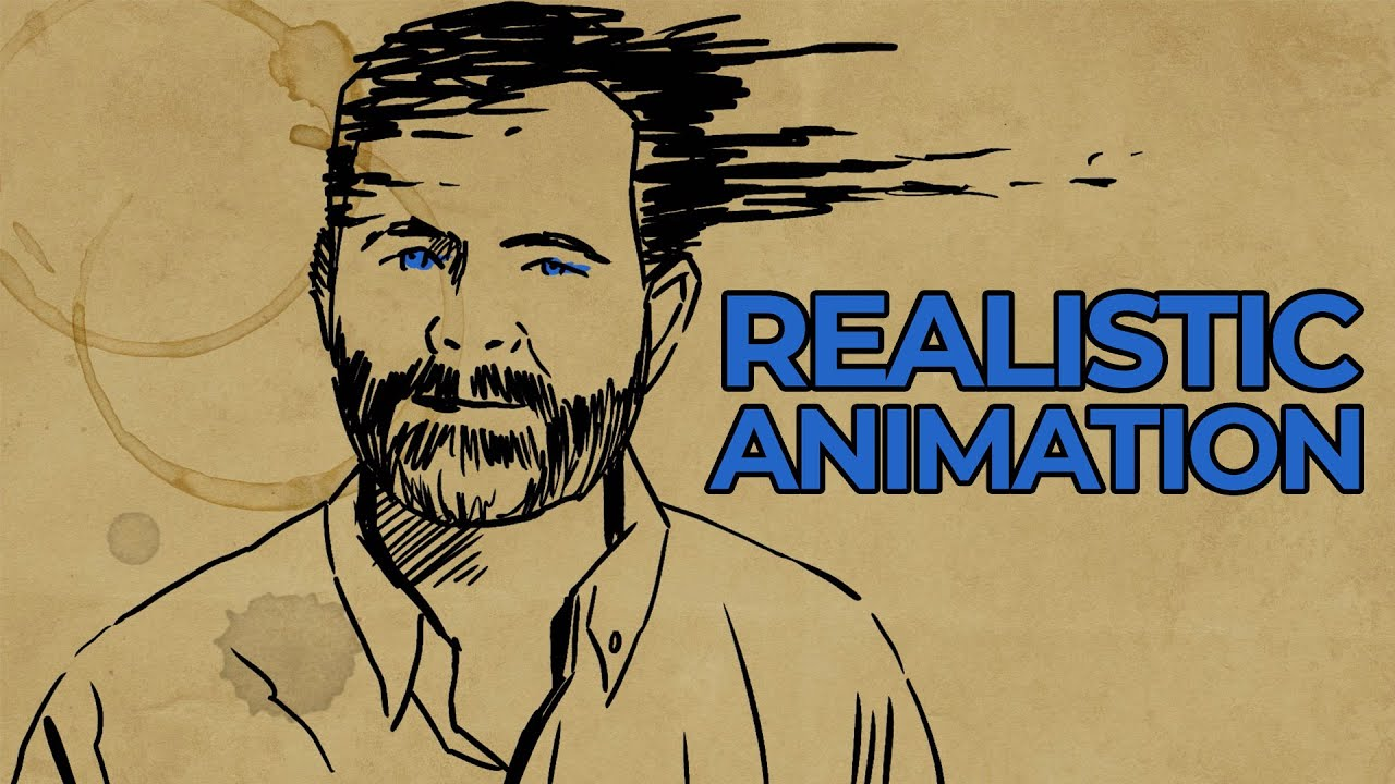 Realistic Animation - How to Rotoscope in Photoshop