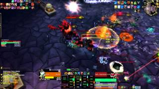 Method vs Grand Empress Shek'zeer (25 Normal) Mists of Pandaria Beta