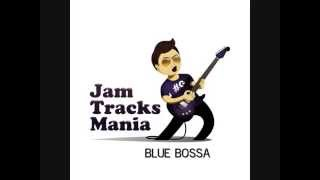 Blue Bossa Jazz Backing Track