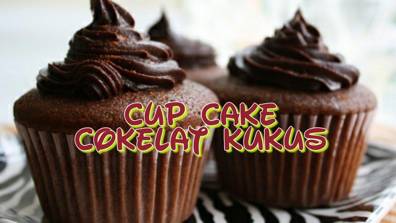 Resep Cake Kukus Enak: Resep Cup Cake Cokelat Kukus Empuk Dan Enak