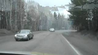 Слизнево - Красноярск