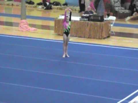 cga gymnastics meet results