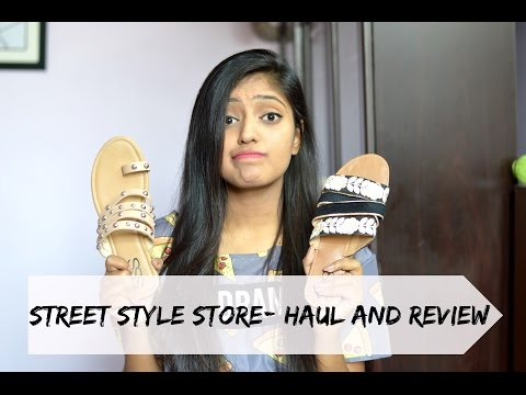 Street Style Store : Haul and Review | Purplefreak07
