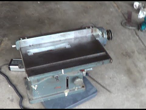 Old Mini Table Saw Youtube