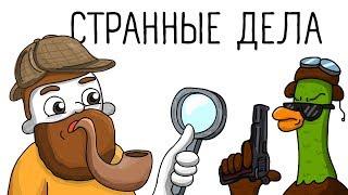 Загадки моего родного города (анимация)