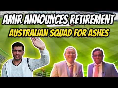 Expected or unexpected: Amir Retires | Caught Behind