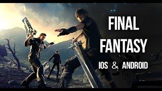 Final Fantasy: ПРОБУЖДЕНИЕ лучшая игра на IOS и ANDROID