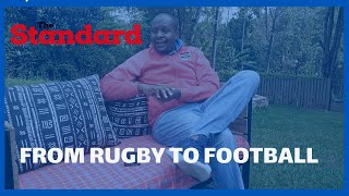Meet 42-year-old John Auka, a former Mean Machine captain who wears many hats in the sports industry