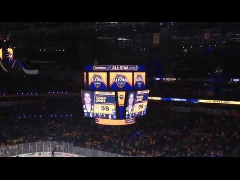 1/31/2016: NHL All Star Game Central Division Starting Lineup Announcement