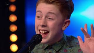Download Britain's Got Talent 2019 Kerr James Full Audition S13E02 Mp3 and Videos