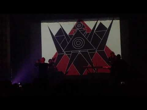 Front 242 Welcome To Paradise -Regent Theater Los Angeles 9/27/17