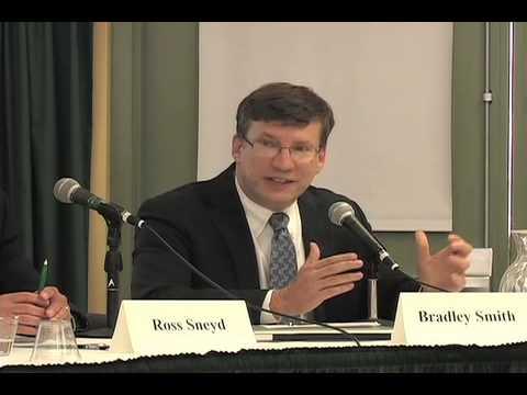 A Debate On Campaign Finance Disclosure