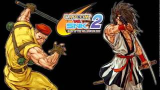 Capcom vs. SNK 2 OST - Wicked Fight (Shanghai Stage)