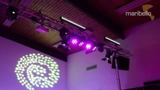 Baixar DJ Marco Maribello: Equipment Setup für Karneval in einer Halle