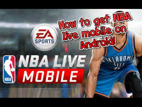 How To Install NBA LIVE MOBILE(ANDROID)