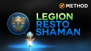 Restoration Shaman in Legion
