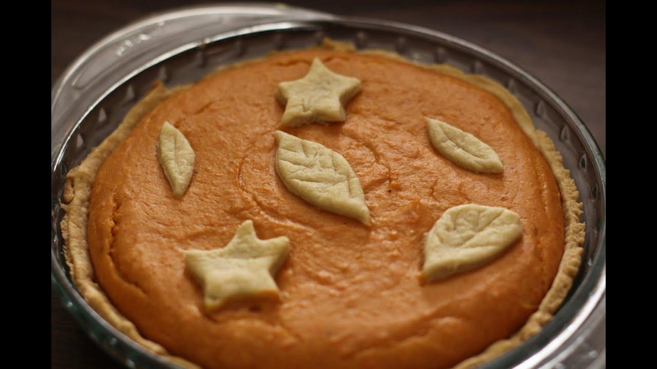 Vegan sweet potato pie recipe southern vegan soul food youtube forumfinder Gallery