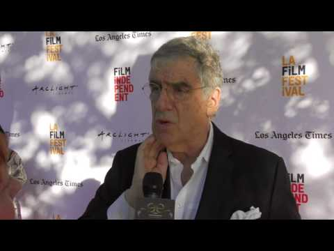2017 Los Angeles Film Festival - Carpet Chat with Elliott Gould