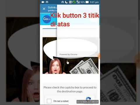 Cara download link Golinku dari Telegram