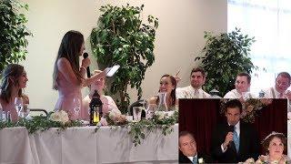 i copied michael scott's wedding speech