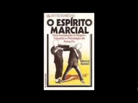 Audiolivro O espirito Marcial Marco Natali