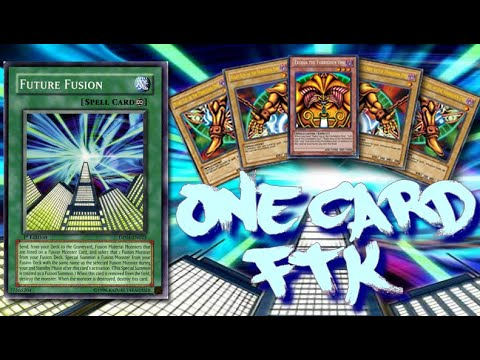 Banned Combos #21. One Card Exodia FTK