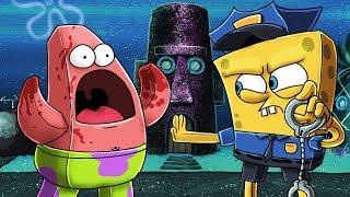 Minecraft | Spongebob Police - SPONGEBOB ARRESTED PATRICK!