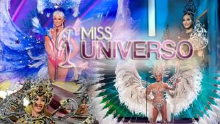 Miss Universe 2014 - Opening National Costumes Background Music
