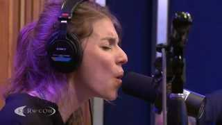 """Boy performing """"Little Numbers"""" Live on KCRW"""