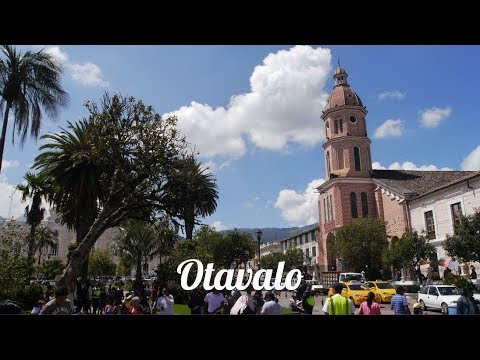 Ecuador Travel Video: Otavalo