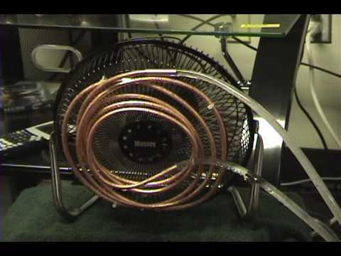 Redneck Ac Homemade Air Conditioner Youtube