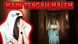 RASANYA KALAU MAIN GAME HORROR TENGAH MALEM - Pamali Horror Game