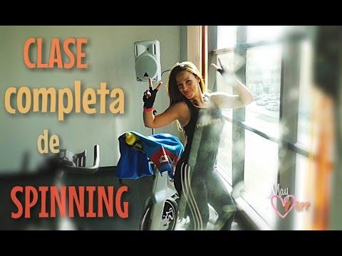 0070★ Clase completa de Spinning quemacalorias 02