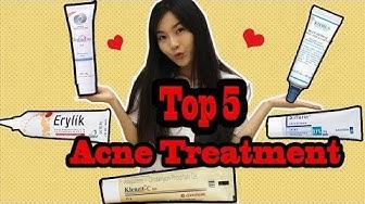 | Hồi Sinh Da| 5 tuýp TRỊ MỤN CỰC HIỆU QUẢ mà giá lại CỰC ĐÃ | Top 5 Acne Treatment