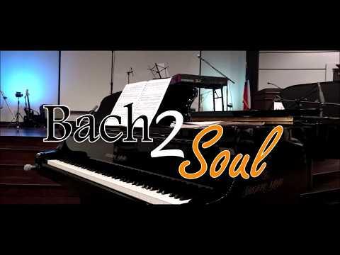 """""""Vel Lewis & Francesco Attesti - Bach 2 Soul Concert"""""""