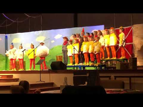 Living Word Chicken Musical 2018