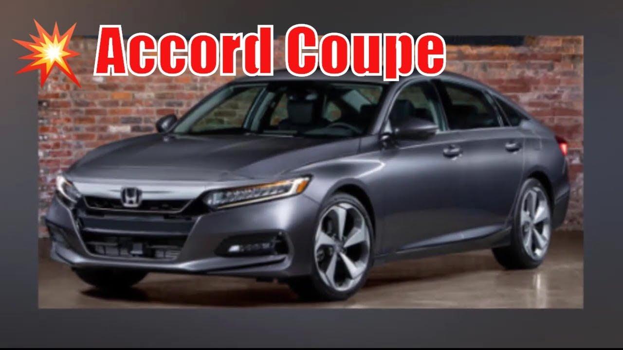 2020 Honda Accord Redesign And Release Date >> 2020 Honda Accord Coupe Release Date 2020 Honda Accord Coupe Redesign Buy New Cars