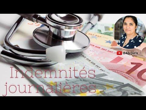 Coronavirus ou COV-19 et indemnités journalières pour les entrepreneurs