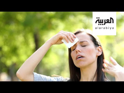 صباح العربية | كيف تسعف المصاب بضربة الشمس؟  - نشر قبل 3 ساعة