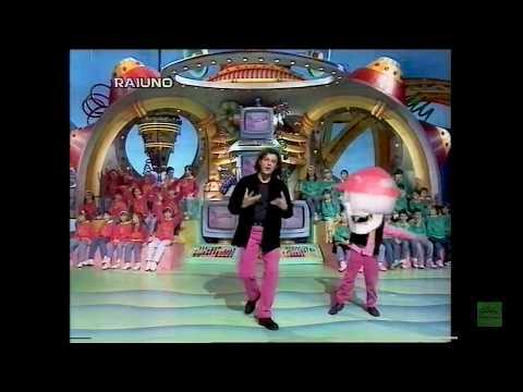 Solletico - Sequenza di RaiUno del Dicembre 1995 (HD)
