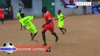 MONDIALITO 2018: DYNAMIC FC VS CFFA FOOT.