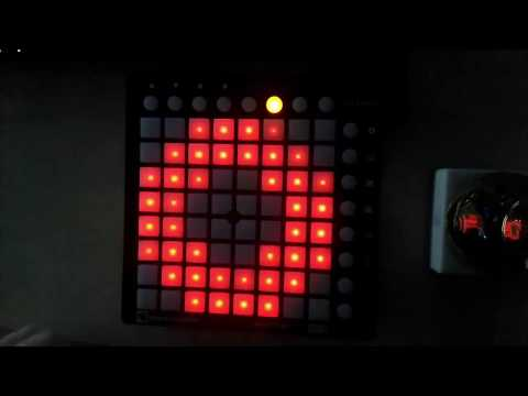 Martin Garrix- In The Name Of Love [Launchpad Mini Cover] + Project File
