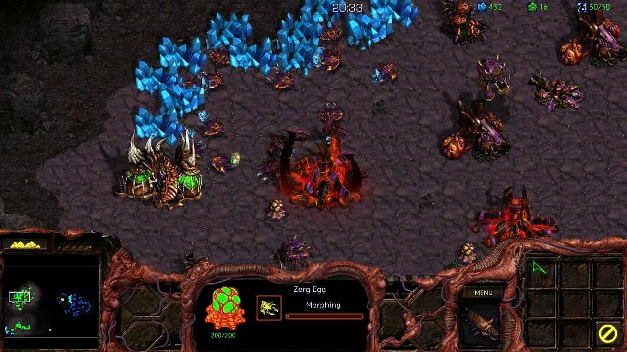 starcraft remastered how to keep graphic changes