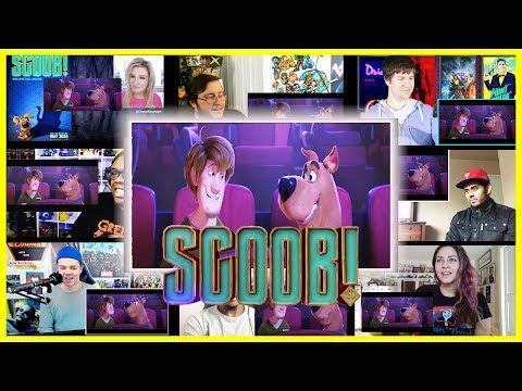 Scoob Teaser Trailer Reactions Mashup