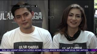 Berawal dari Main Film Bareng Ahmad Affandy Alessia Cestaro Segera Dikaruniai Momongan